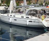 Segelyacht Bavaria 50 Cruiser Yachtcharter in Goecek Village Port