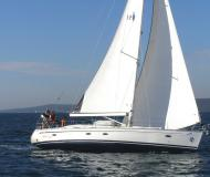 Yacht Bavaria 51 Cruiser available for charter in Tromso Harbour