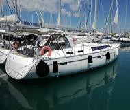 Segelyacht Bavaria 51 Cruiser Yachtcharter in Gouvia