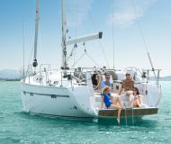 Yacht Bavaria 51 Cruiser available for charter in Cannigione Marina