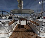 Yacht Bavaria 55 available for charter in Arona