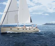Yacht Bavaria 55 Cruiser available for charter in Pula