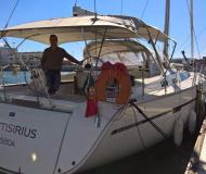Sailing boat Bavaria 56 Cruiser for rent in Alcantara Marina
