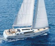 Yacht Bavaria 56 Cruiser for rent in Parikia