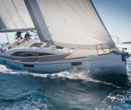 Segelyacht Bavaria Vision 46 Yachtcharter in Lanzarote Yachthafen