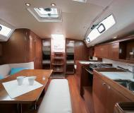 Sailing boat Beneteau 40 available for charter in Nanaimo