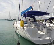 Sailing boat Cyclades 51.5 for hire in Port Louis Marina