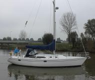 Catalina 36 Segelyacht Charter Duncan