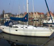 Catalina 36 Segelyacht Charter Kungsviken