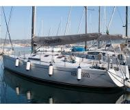 Sail boat Comet 41 Sport available for charter in Fezzano di Portovenere
