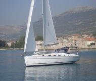 Sailing boat Cyclades 43 for charter in Ece Saray Marina