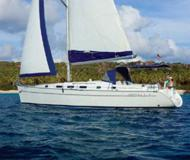 Segelboot Cyclades 43.3 Yachtcharter in Marina Petcharat