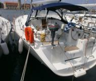 Sailing yacht Cyclades 43.4 for rent in Rhodes city