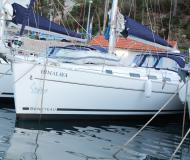 Sailing boat Cyclades 43.4 for charter in Marina Rogac