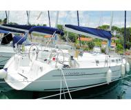 Sailing yacht Cyclades 43.4 for charter in Marina Rogac