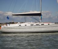 Segelboot Cyclades 43.4 chartern in Marina Eczanesi