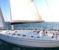 Sailing Yacht Charter Italy Cyclades 50.4 Marina di Stabia