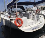 Sailing boat Cyclades 50.4 for rent in Palermo