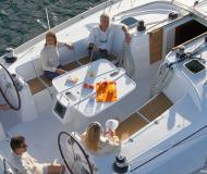 Sailing yacht Cyclades 50.4 for charter in Furnari