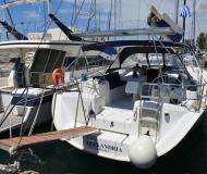 Sail boat Cyclades 50.5 for charter in Finikas Marina