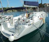 Sailing boat Cyclades 50.5 available for charter in Marina Rogac