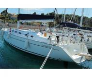 Segelyacht Cyclades 50.5 chartern in Marina Rogac