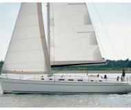 Sailing boat Cyclades 50.5 available for charter in Saint Mandrier sur Mer