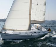 Segelboot Cyclades 50.5 chartern in Tourlos