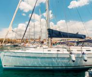 Sail boat Cyclades 50.5 for hire in Port Lavrio