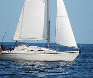 Sail boat Dehler 28s for hire in Marina Riva del Garda