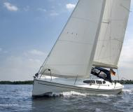 Dehler 29 Segelyacht Charter Monnickendam