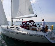 Yacht Delphia 40 available for charter in Gothenburg