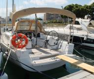 Yacht Dufour 310 Grand Large available for charter in La Cala