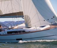Yacht Dufour 310 Grand Large Yachtcharter in La Trinite sur Mer