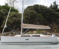 Sailing yacht Dufour 325 Grand Large for rent in Marmaris