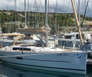 Segelboot Dufour 350 Grand Large Yachtcharter in Primosten