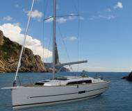 Segelboot Dufour 360 Grand Large Yachtcharter in Marina Salerno