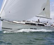 Sailing boat Dufour 375 Grand Large for hire in Marina Lindholmen