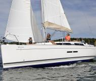 Yacht Dufour 375 Grand Large for charter in Taalintehdas
