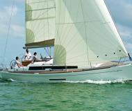 Segelboot Dufour 380 Grand Large chartern in Port Pin Rolland
