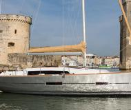 Sailing boat Dufour 382 Grand Large for rent in Marina di Portisco