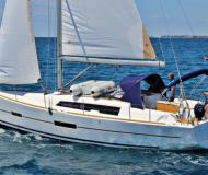 Yacht Dufour 382 Grand Large Yachtcharter in Castellammare di Stabia