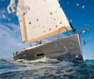 Sailing yacht Dufour 382 Grand Large available for charter in Horta Marina