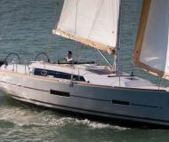 Sailing boat Dufour 382 Grand Large for charter in Edil Nautica Marina