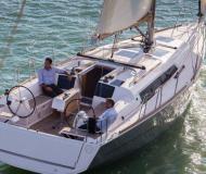 Segelboot Dufour 382 Grand Large Yachtcharter in Edil Nautica Marina
