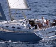 Segelyacht Dufour 385 Grand Large chartern in Kastela