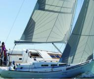 Sailing boat Dufour 40 available for charter in Port de Roses