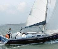 Yacht Dufour 40 chartern in La Trinite sur Mer Hafen