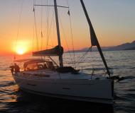 Yacht Dufour 405 Grand Large for rent in Barska Marina