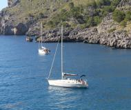 Sail boat Dufour 405 Grand Large for hire in Tivat